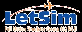 Letecký simulátor Cessna 182RGII